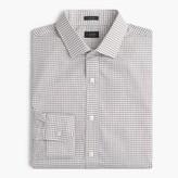 J.Crew Ludlow shirt in dark acorn windowpane