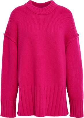 Jason Wu Grey Knitted Sweater
