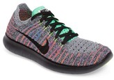 Nike Women's 'Free Flyknit' Running Shoe