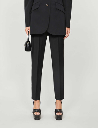 The Kooples Wool belted suit trousers