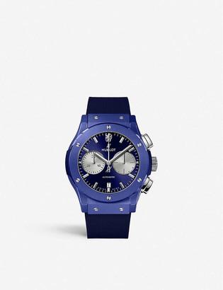 Hublot 521.EX.7179.RX.CFC19 Classic Fusion Chelsea FC ceramic automatic watch