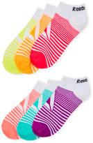 Reebok 6-Pack Low-Cut Performance Training Socks