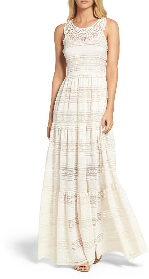 b7704abc429c Petite Size Maxi Dress - ShopStyle