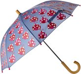 Hatley Little Girls Ladybug Garden Umbrella
