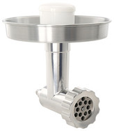 Chef's Choice Premium Metal Food Grinder Attachment #796 (Designed for Kitchen Aid Stand Mixers)