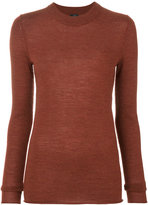 Joseph round neck sweater