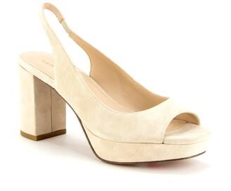 Pelle Moda Amaya Slingback Platform Sandal