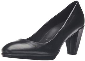 Ecco Women's Shape 55 PLATEA Closed-Toe Pumps, Black (BLACK1001 1001)