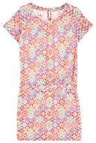 Scotch R'Belle Geometric Print Jersey Dress