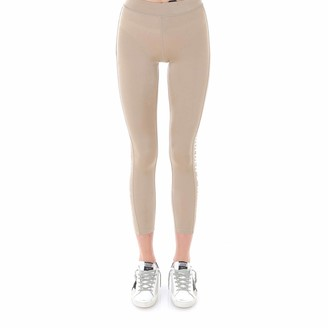 Golden Goose Side Logo Leggings