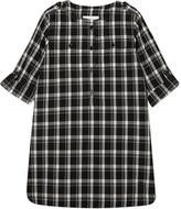 Burberry Mareia check tunic dress 4-14 years