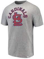 Majestic Men's St. Louis Cardinals Twisted Stripe T-Shirt