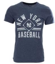 Majestic New York Yankees Men's Vintage Ticket Stubs T-shirt