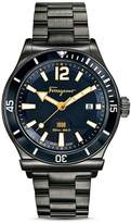 Salvatore Ferragamo 1898 Sport Automatic Watch, 41mm