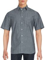 Rag & Bone Short Sleeve Sportshirt