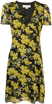 MICHAEL Michael Kors floral short-sleeve dress