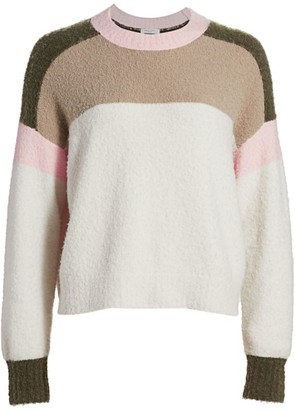 Rag & Bone Lilou Colorblock Sweater