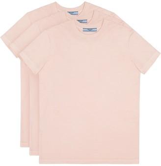 Prada T-shirt three pack