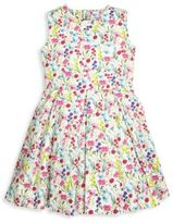Oscar de la Renta Toddler's, Little Girl's & Girl's Botanical Flora Party Dress