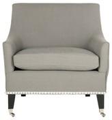 Safavieh Upholstered Chair Grey