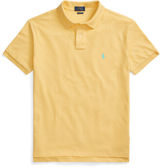 Ralph Lauren Slim Fit Mesh Polo Shirt