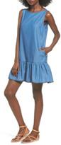 BP Chambray Drop Waist Dress