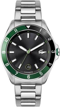 Lacoste Tiebreaker Bracelet Watch, 43mm