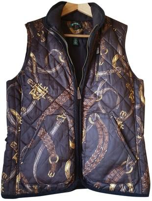 Lauren Ralph Lauren Brown Cotton Coat for Women