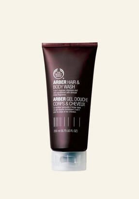 The Body Shop Arber Hair and Body Wash