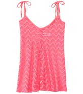 Gossip Girls' Endless Summer Crochet Cover Up Dress (7yrs16yrs) - 8138148