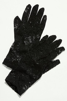 Free People Darling Lace Gloves
