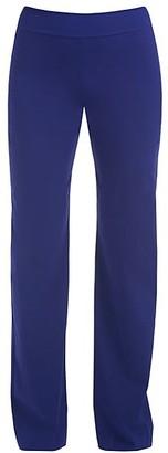 Chiara Boni Lenette Straight-Leg Pants
