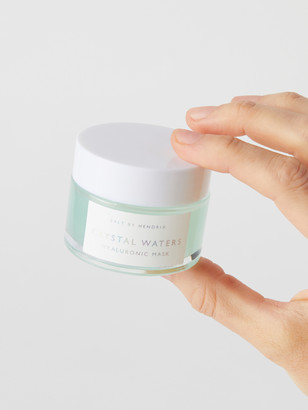 SALT BY HENDRIX Crystal Waters Hyaluronic Mask