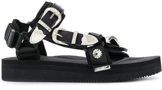 Suicoke x TOGA buckled sandals