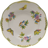 Herend Queen Victoria Rimmed Soup Plate