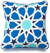 Jonathan Adler Zoe Stained Glass Throw Pillow