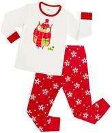 Children Love Baby Boys Christmas Cotton children pajamas