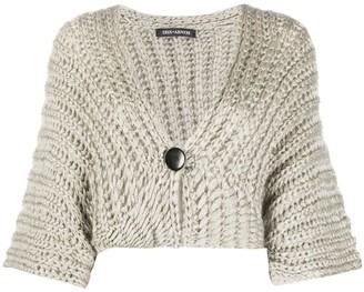 Iris von Arnim Lucie knitted cardigan