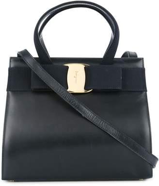 Salvatore Ferragamo Pre-Owned Vara Bow 2way handbag