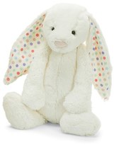 Jellycat Infant 'Medium Bashful Dot Bunny' Stuffed Animal
