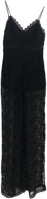 Charo Ruiz Ibiza Black Cotton Jumpsuits