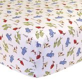 Trend Lab Dr. Suess One Fish Two Fish Fitted Crib Sheet by