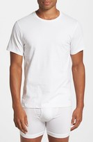 Calvin Klein Men's Big & Tall 2-Pack Crewneck T-Shirt