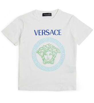 Versace Kids Medusa Logo T-Shirt (4-14 Years)