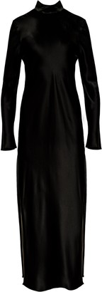 Michael Lo Sordo Giova Bias Tunic Maxi Dress