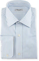 Charvet Texture-Striped Dress Shirt