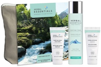 Herbal Essentials Skin Purifying Kit