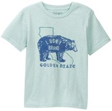 Lucky Brand Golden State Bear Tee (Little Boys)