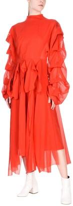 A.W.A.K.E. Mode 3/4 length dresses