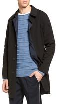 Vince Men's Reversible Water Resistant Coat